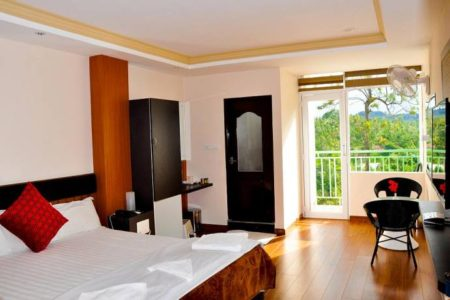Sunshine – Deluxe room day view