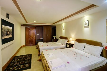 Twin bedded executive room  2